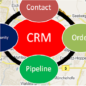 Crm Map Demo