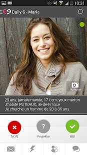 Meetic - Rencontres et chat - screenshot thumbnail