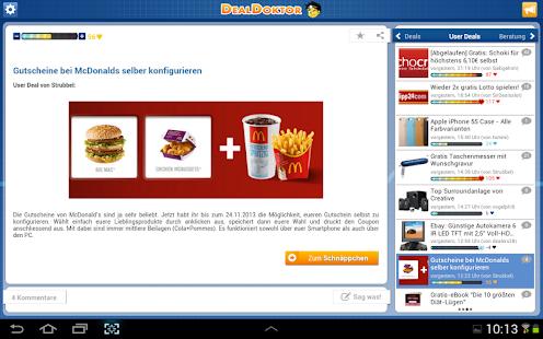 DealDoktor » Schnäppchen App Screenshot 22