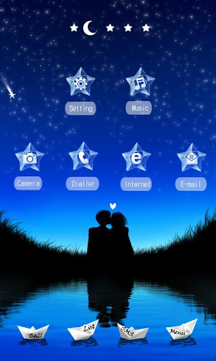CUKI Theme Stars with Couple