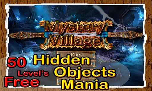 【免費冒險App】Mystery Village 50 Hidden Era-APP點子