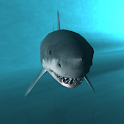 Shark Cage Dive 3D logo