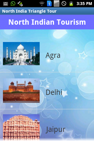 Delhi Agra Jaipur Tourism