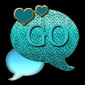 GO SMS THEME/AquaCheetah4U