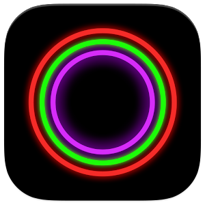 Neon Glow – Icon Pack v1.5 APK