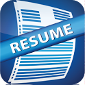 Resume App Pro HD icon