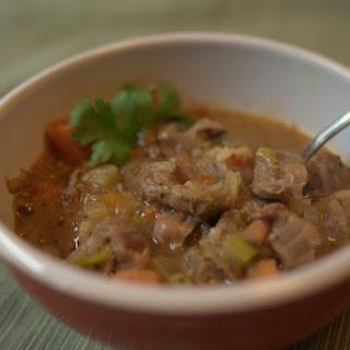 Moela (Portugese Chicken Gizzard Stew).