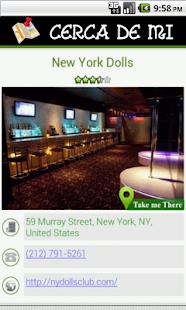 Cerca de mi lugares cercanos android apps on google play for Cajeros automaticos cerca de mi ubicacion