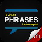 Spanish Phrases icon