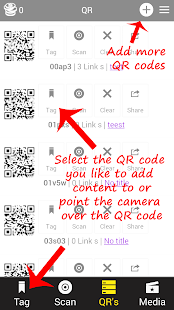 SMART QR CODE SCANNER - screenshot thumbnail