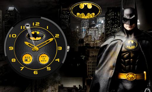 Watch Face Batman