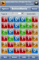Screenshot of Button Mania