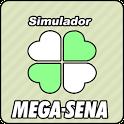 Simulador Mega-Sena icon