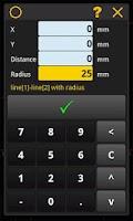 Screenshot of GEO CALC LITE [ Phone/Tablet ]