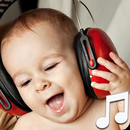 有趣的嬰兒聲音 音樂 App LOGO-APP開箱王