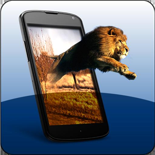 Super Parallax 3D Pro LWP LOGO-APP點子
