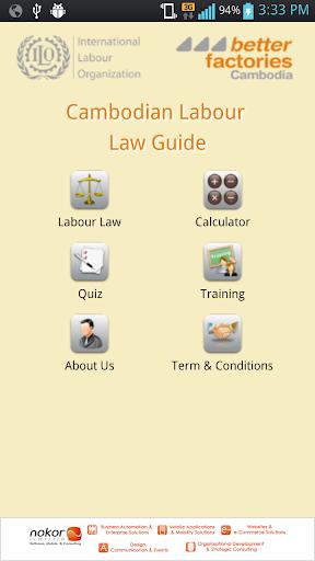 Cambodian Labour Law Guide