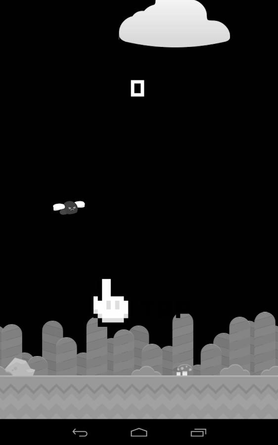 Twitchy Moth - screenshot