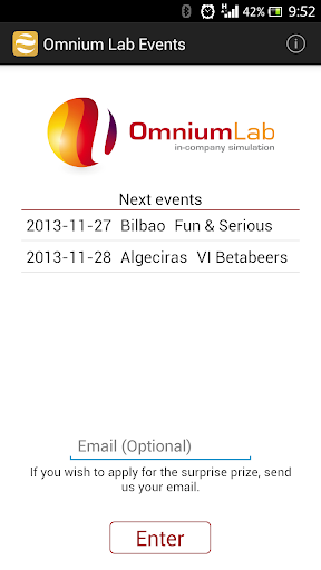 Omnium Lab Events
