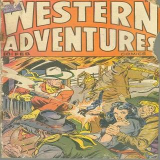 Western Adventures 1