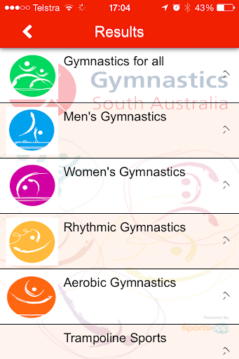 【免費健康App】Gymnastics SA-APP點子