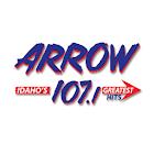 Arrow 107 icon