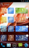 Screenshot of 大気速報Z【PM2.5・黄砂・花粉】