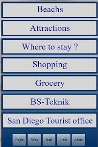 Guide to San Diego California screenshot 2
