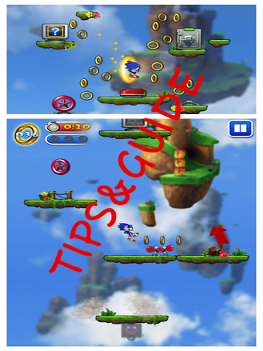 Fever Tips for Sonic Jump