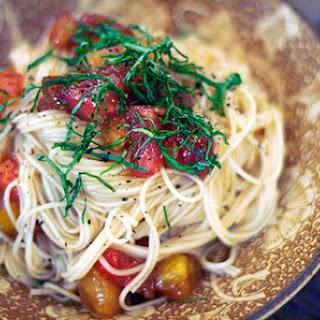 Chilled Tomato Somen Recipe
