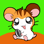 CHIBI HAMSTER BATTERY WIDGET