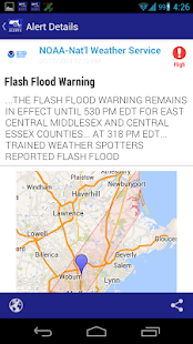 Massachusetts Alerts- screenshot thumbnail