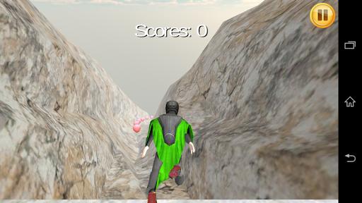 Wingsuit Man