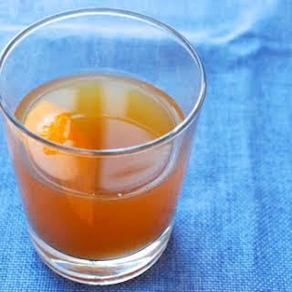 Vanilla Bourbon Cocktails Recipes.
