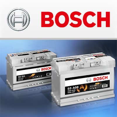Bosch Batteries