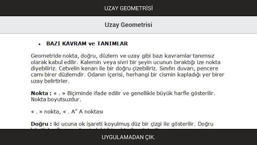 Uzay Geometrisi