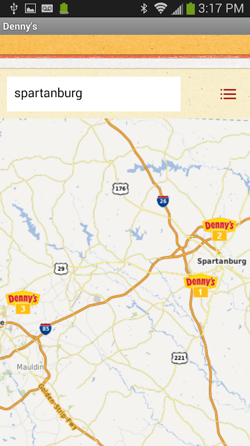Denny 39 s android apps on google play for Where is the closest craft store to my location