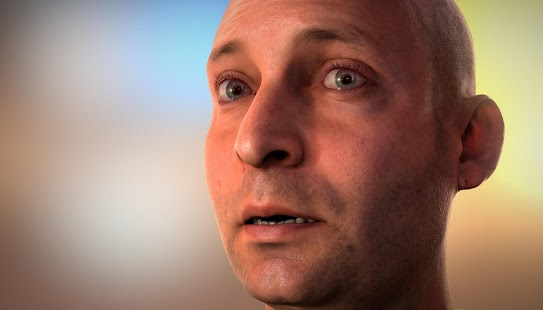 NVIDIA Tegra FaceWorks Demo Screenshot 4