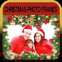 Christmas fun photo frames icon
