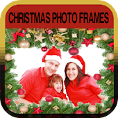 Christmas fun photo frames