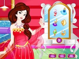 Screenshot of Arabian Princess Makeover