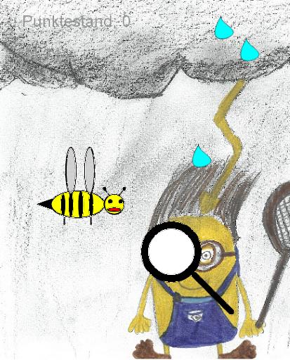 Fang Fritz die wütende Biene