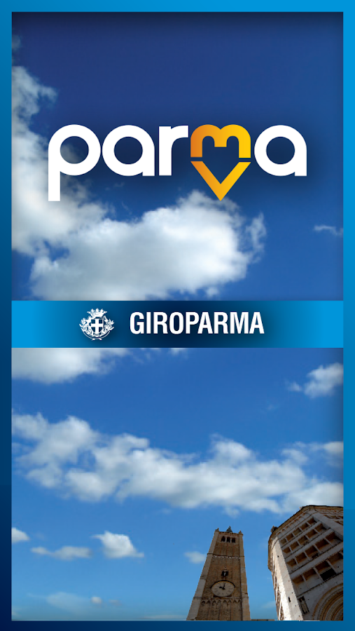 GiroParma- screenshot