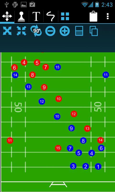 Rugby Dood - screenshot