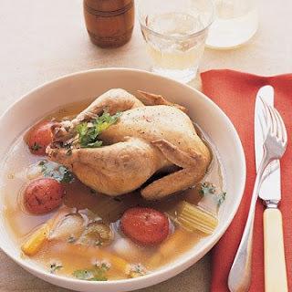 Chicken Pot-au-Feu