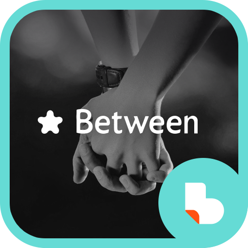 Between「黑夜」Buzz桌面 情侶主題包 個人化 App LOGO-硬是要APP
