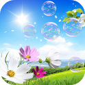 Soap Bubbles Live Wallpaper icon