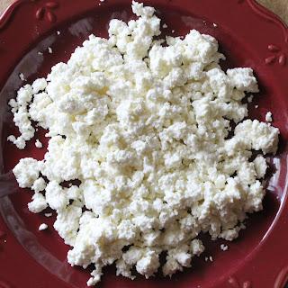 Homemade Farmers Cheese