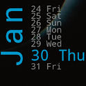 Xperia Calendar Widget icon