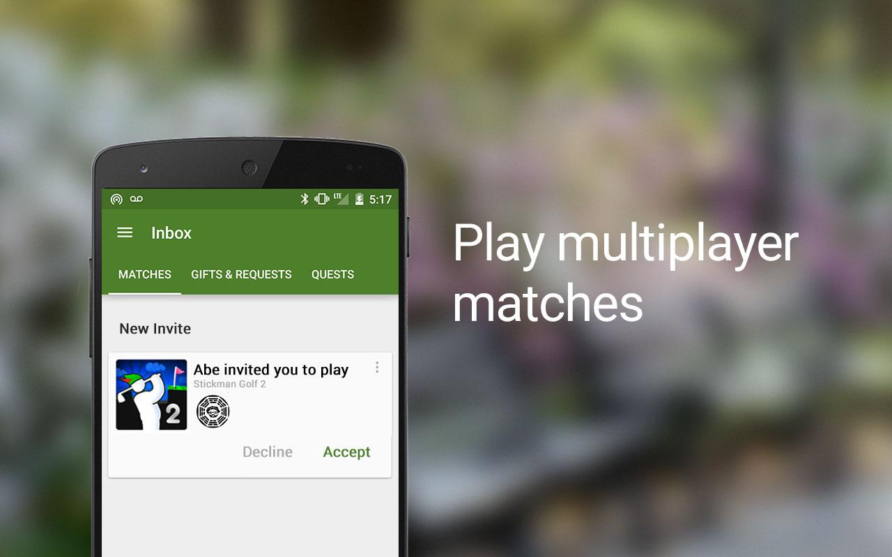 Google Play Games- screenshot